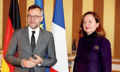 Exaspération  franco-allemande face à l'impasse