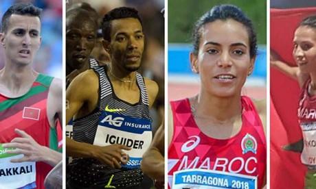Soufiane El Bakkali, Abdelaati Iguider  et Rababe Arafi appelés en renfort
