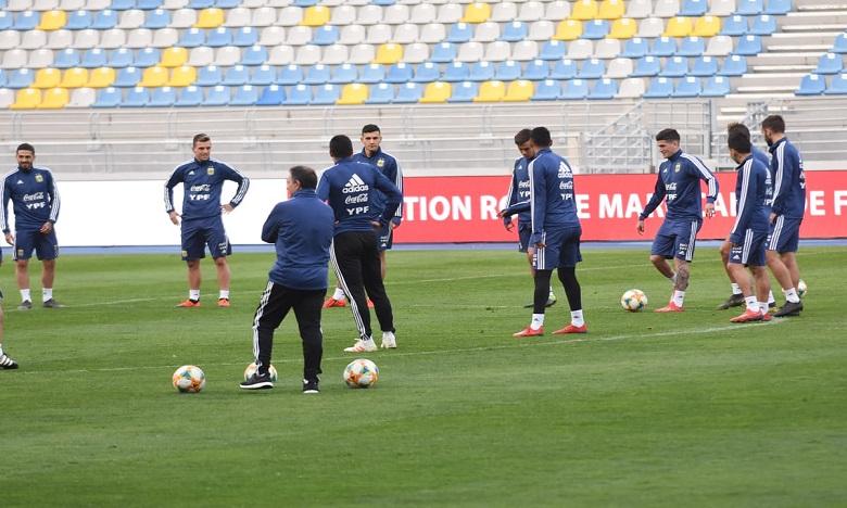 Lionel Scaloni : «Le Maroc a une grande équipe»