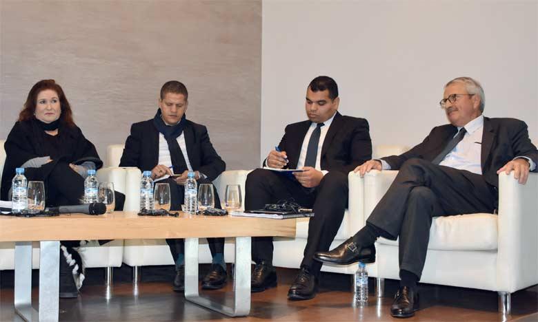 La CGEM a organisé hier en son siège une rencontre sur les enjeux et les perspectives de l'auto-entrepreneuriat au Maroc. Ph. Sradni