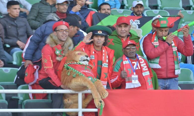 Les Lionceaux de l'Atlas éliminés malgré la victoire sur la RD Congo