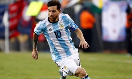 Lionel Messi convoqué pour  le rendez-vous de Tanger