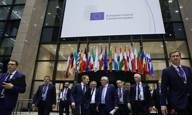 Brexit : l'UE accorde un report conditionné