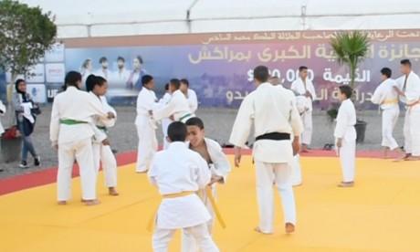De jeunes judokas se rêvent une grande carrière
