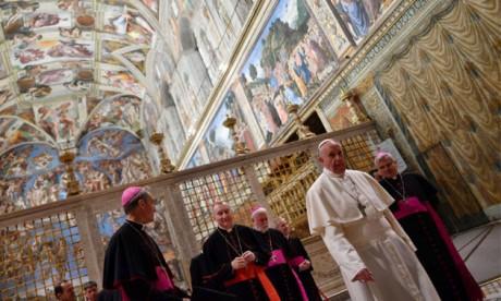 Des relations étroites entre le Royaume et le Vatican