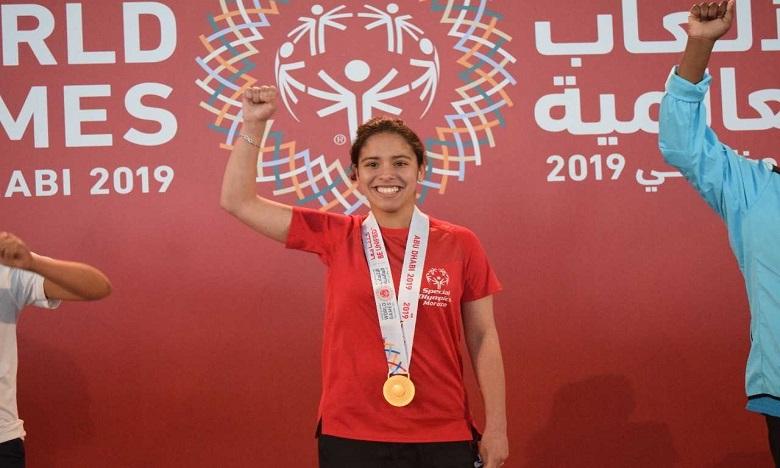 Special Olympics: Une deuxième médaille d'or pour le Maroc