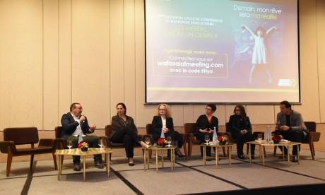 #hya : Wafasalaf débat sur la question des genres