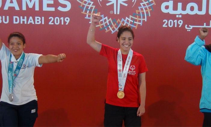 La récolte de médailles se poursuit pour les athlètes marocains