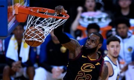 LeBron James devient le 4e meilleur scoreur de la NBA