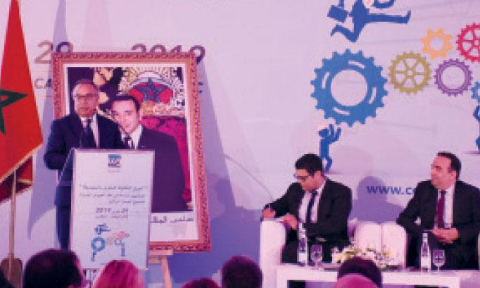Hammad Kassal, président de la commission financement et délais de paiement à la CGEM, regrette que «les banques ne proposent pas systématiquement les produits de la CCG». Ph. Seddik