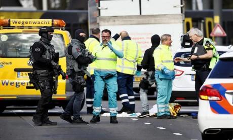 "Fusillade à Utrecht: la piste terroriste ""sérieusement envisagée"""