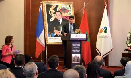 La régionalisation et les compétences au centre du Forum  des élus Maroc-France