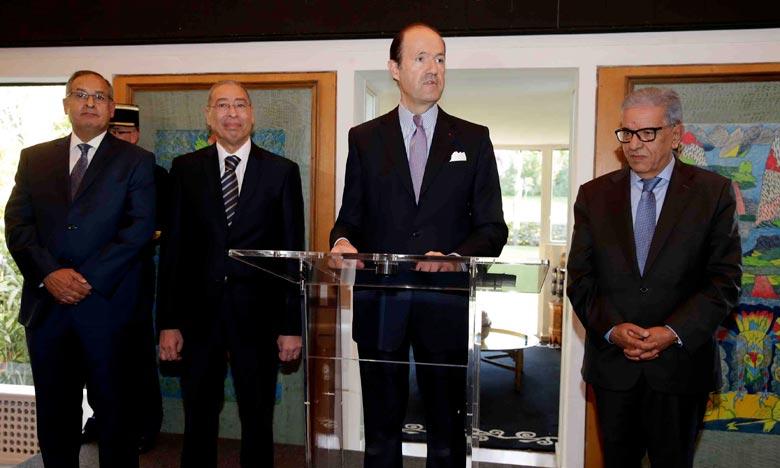 Trois Marocains faits Chevalier de la Légion d'Honneur