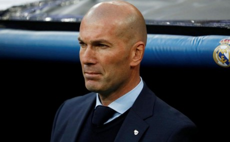 Real Madrid : Zidane in, Solari out...