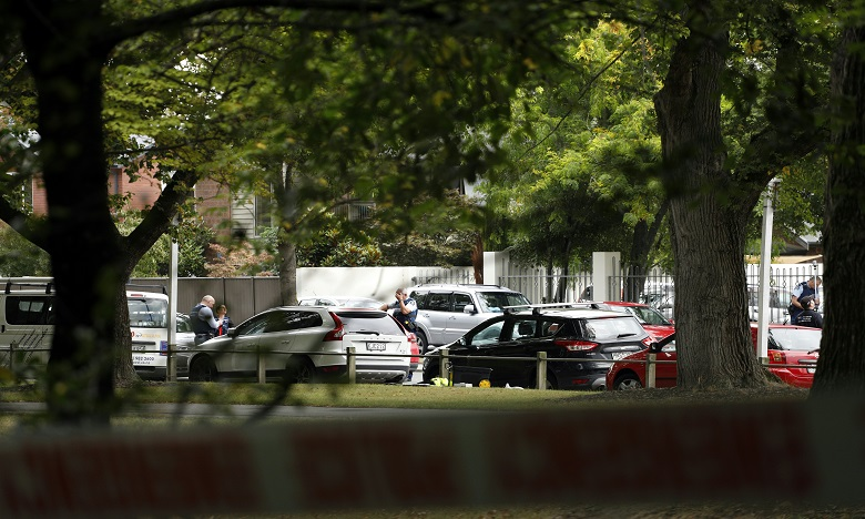 40 morts dans l'attaque de mosquées en Nouvelle-Zélande