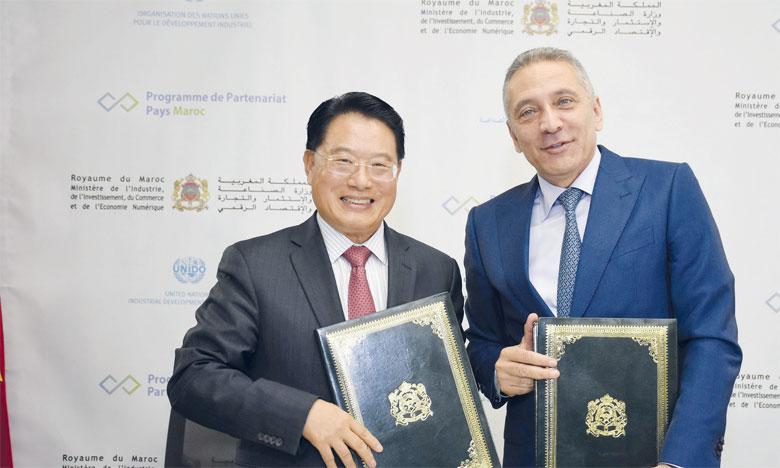 C'est parti pour le Programme  de partenariat pays 2019-2023 !