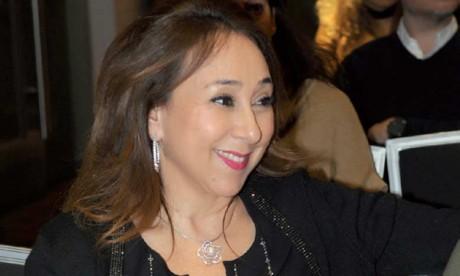 Farida Jirari, directrice générale de l'Association pour le progrès des dirigeants