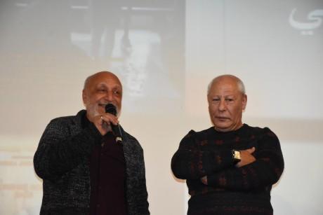 Hakim Noury : « En lisant le scénario, j'ai été très pris par le rôle d'Ayman »