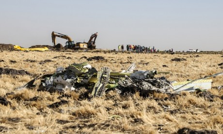 Boeing dans l'oeil du cyclone après le crash aérien en Ethiopie
