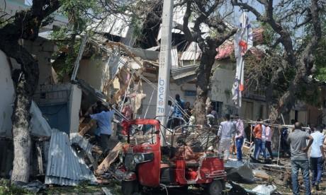 15 morts et plusieurs  blessés dans un attentat  à Mogadiscio