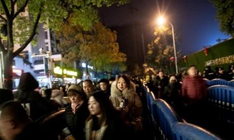 Chine : une voiture fonce dans la foule et fait six morts