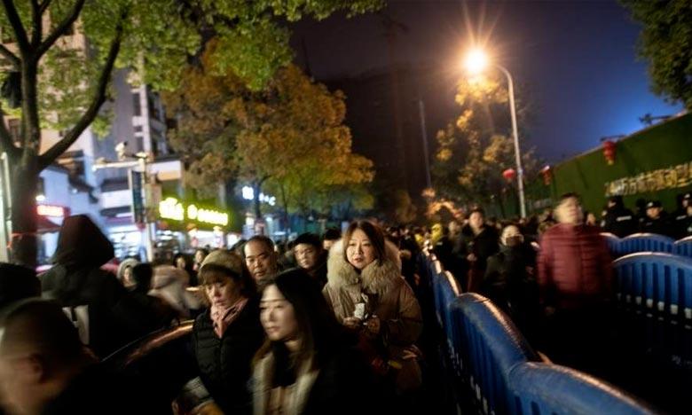 L'attaque s'est produite  dans la commune de Zaoyang, dans la province du Hubei, Le conducteur, qui a foncé intentionnellement dans la foule, a été abattu. Ph : DR