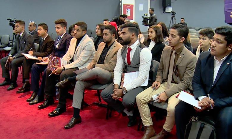 Jeunes ambassadeurs à l'ONU : 140 étudiants représentent le Maroc