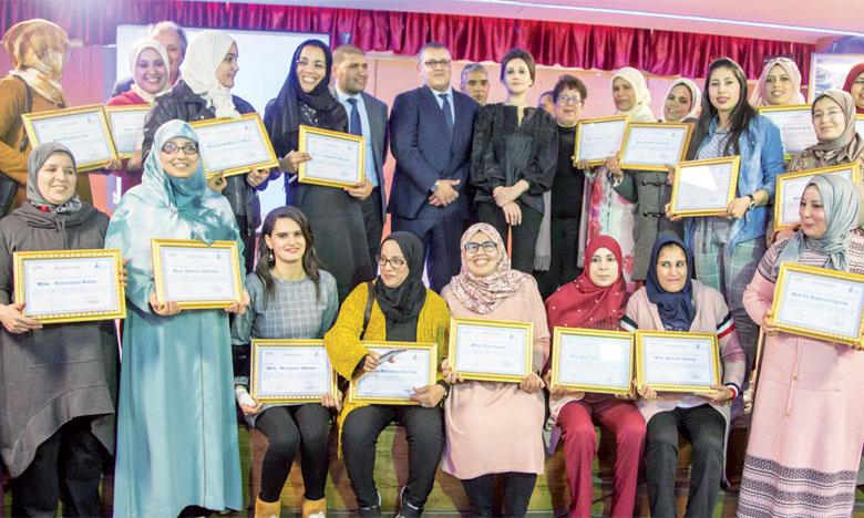 L'association Oum El Ghait célèbre  sa 4e promotion