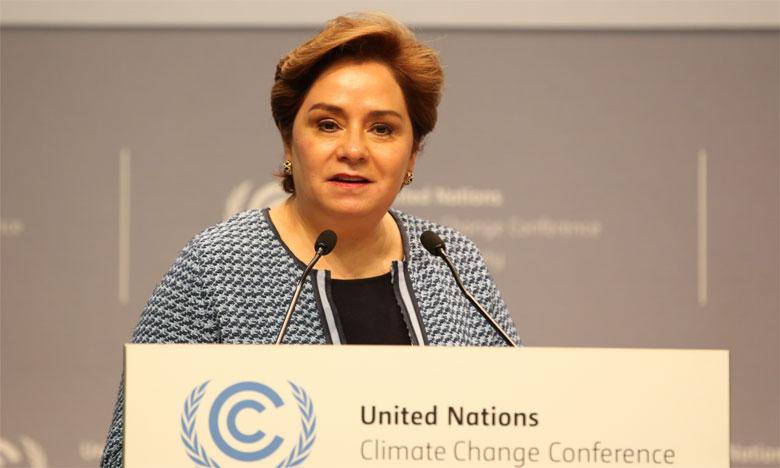 «Bien qu'en 25 ans nous ayons fait d'énormes progrès, le monde a pris du retard dans la lutte contre le changement climatique. Aujourd'hui, il n'a jamais été aussi urgent de s'y attaquer», a déclaré Patricia Espinosa, Secrétaire exécutive de la Convention-Cadre des Nations unies sur le changement climatique.  Ph. ONU
