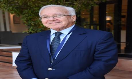 «la visite du Pape François au Maroc, après celle de Jean-Paul II en 1985, revêt une grande importance qui aura des retombées considérables pour le dialogue entre Chrétiens et Musulmans»