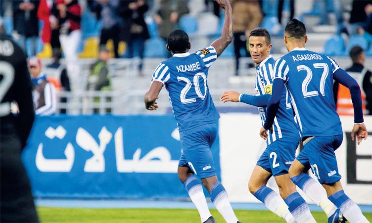 L'Ittihad de Tanger sera un sérieux challenger pour la deuxième place de la Botola D1, qualificative en Ligue des champions.