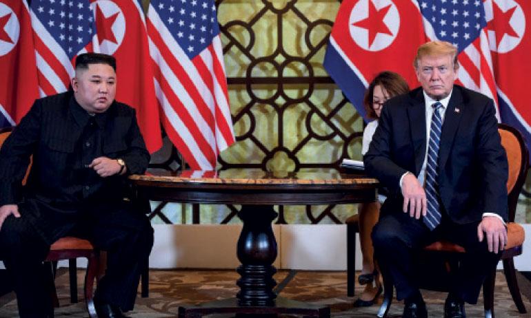 Pyongyang envisage de suspendre  ses discussions sur le nucléaire avec Washington