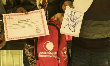 Le Comité international de la Croix-Rouge dresse le bilan  de ses activités au Maroc