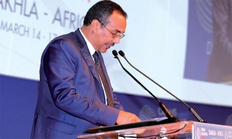 S.M. le Roi souligne l'importance de la formation des jeunes en Afrique afin de convertir le potentiel économique d'aujourd'hui en réalité de demain
