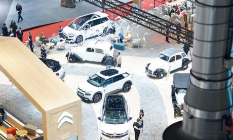 «La maison Citroën» élue Meilleur stand du Salon de Genève 2019