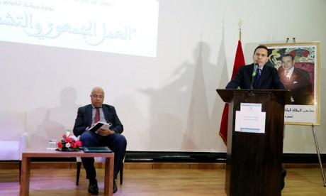 Emploi associatif : El Khalfi plaide pour un cadre juridique