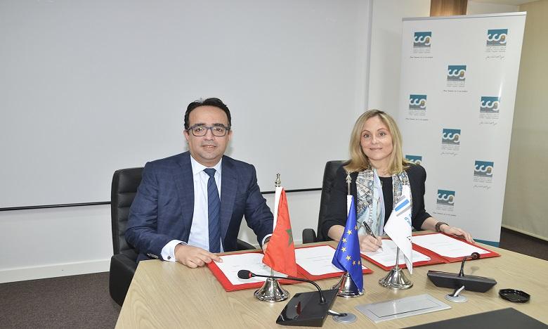 La BEI et la CCG renforcent leur partenariat
