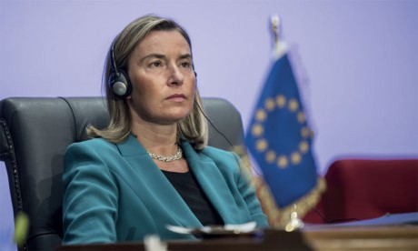 L'UE ne reconnaît pas  la souveraineté d'Israël