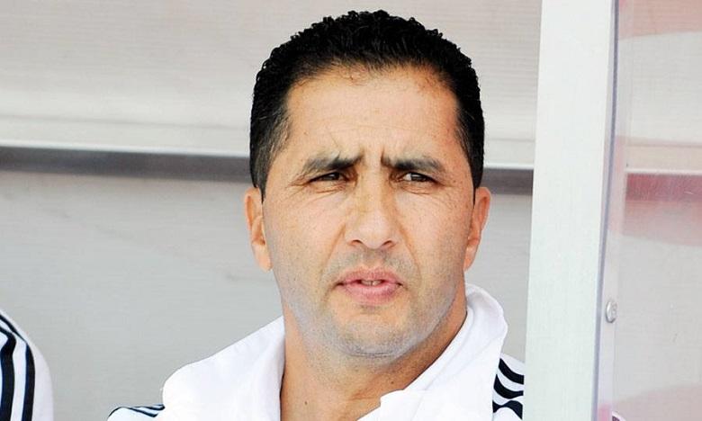 Hassan Benabicha succède à Tarik Mustapha