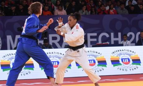 Les judokas de l'élite marocains se prennent  les pieds dans le tapis au Marrakech Grand Prix