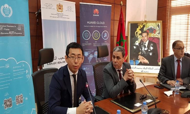 L'Université Chouaïb Doukkali et Huawei Technologies lancent le programme « ICT Academy »