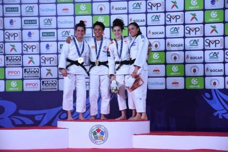 Marrakech GP de Judo:  L'Ouzbékistan domine la première journée
