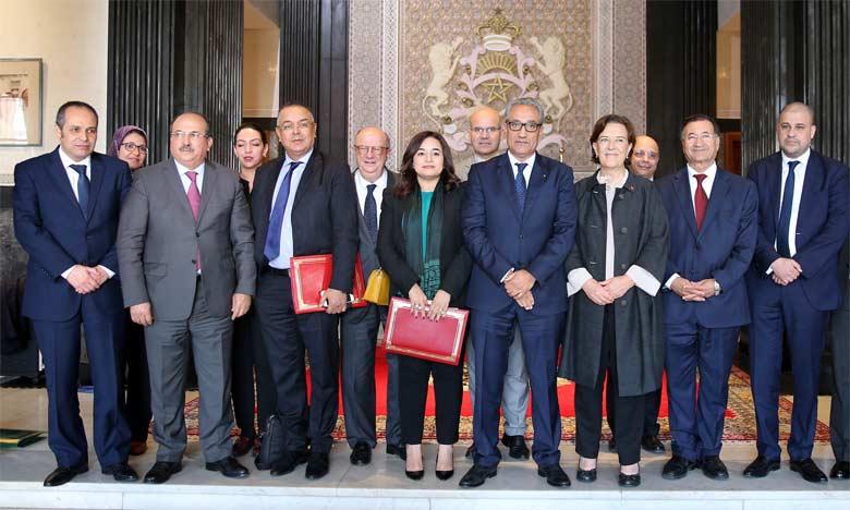 Dixième réunion annuelle de la Commission parlementaire mixte