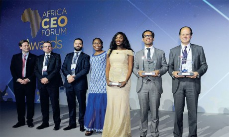 Cinq nominés marocains pour les Africa CEO Forum Awards 2019