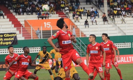 Le WAC s'incline à Abidjan  et reporte sa qualification