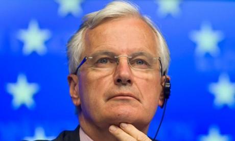 Michel Barnier rencontre aujourd'hui les négociateurs britanniques