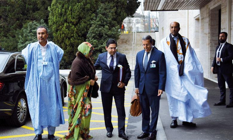 Table-ronde sur le Sahara: Début de la 2e journée