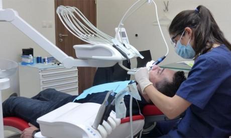 Le CCTD a admis plus de 16.000 patients au cours de l'exercice 2018 et a prodigué près de 59.000 soins dentaires.