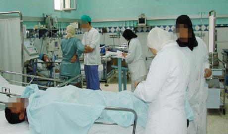 Le ministère de la Santé  programme 415 campagnes médico-chirurgicales intra-hospitalières