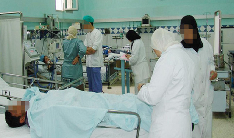 Campagne:  Zéro rendez-vous des interventions chirurgicales dans les hôpitaux publiques